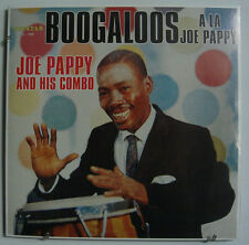 JOE PAPPY AND HIS COMBO  Boogaloos  SEALED GUAGUANCO  RARE LP TOPSTAR