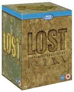 Lost Stagioni 1 A 6 Blu-Ray NUOVO