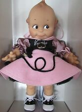 Effanbee Kewpie Poodle Skirt Doll New in Box 1999 with Certicate & Hang Tag