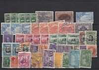 Costa Rica Mid Period Stamps Ref 28136