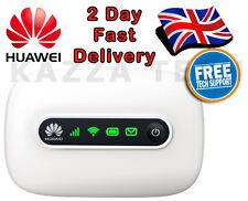 Huawei E5331 Desbloqueado Blanco HSPA + Móvil MIFI WIFI módem inalámbrico 3G REFURB