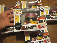 FUNKO POP SUPERNATURAL JOIN THE HUNT COACH DEAN # 721 Gym Teacher HOT TOPIC 2018