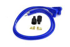 Universal Blue 8mm Pro Spark Plug Wire Kit For Harley-Davidson