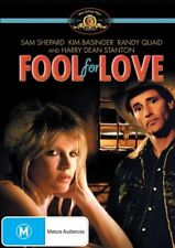 Fool For Love DVD Harry Dean Stanton Kim Basinger Randy Quaid Sam Shepard Altman