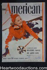 American Mar 1941 Tom Gill, Vernon Dixon, Wyatt Blassingame