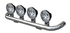 LED Fernscheinwerfer+LED Standlichtring 12V Chevrolet Chevy Blazer E-Prüfzeichen