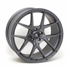 "18"" GM AC SUPREMO ALLOY WHEELS FIT LAND ROVER FREELANDER DISCOVERY SPORT EVOQUE"