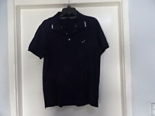 Auth Men's Jacob Cohen Made in Italy Navy Polo Shirt Sz Large