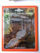Crocodiles and Alligators (The World of Nature),Scott Weidensaul