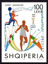 Albania Scott #2540 VF MNH 1997 Mediterranean Games Souvenir Sheet