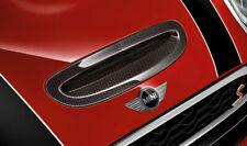 Genuine Mini Cooper S F56 F57 Carbon Fiber Hood Scoop 5114235334 F54