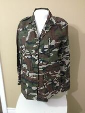 WILLOW & CLAY Women's Camoflouge Jacket - Size Small - NWT