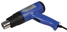 Heißluftgebläse McPower, 230 V/50 Hz/1.500 W, max. 500 °C