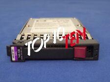 "HP 507283-001 146gb 10k 2,5"" sff DP sas 6gbs Hot plug/507125-b21 HDD g2-g7"