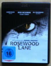 Rosewood Lane   2012   Rose McGowan   Blu-ray
