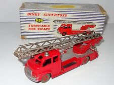 (W) dinky TURNTABLE FIRE ESCAPE - 956