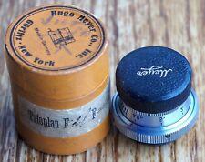 Meyer Gorlitz & New York 17mm 2.8 Trioplan C mount lens | Cine 17 f2.8 17/2.8