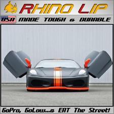 Spyker-C12 C8-Aileron C12-Zagato C12-LaTurbie RhinoLip Rubber Flexible Chin Lip