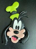 WALT DISNEY MAGNET VINTAGE theme park souvenir  Goofy hat head face