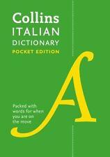 Collins Italian Dictionary: Pocket Edition [English and Italian Edition]