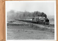 "Cumbrian Mountain Express Lord Nelson Clapham 1984 Orig unpublished 10""x8"" photo"