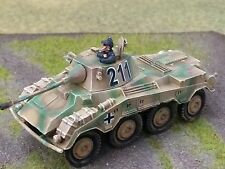 1/56 28mm DPS painted WW2 Bolt Action Wehrmacht Puma SdKfz234-3 Armour Car  T119