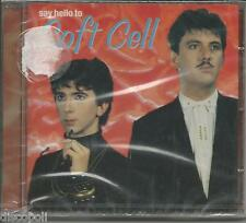SOFT CELL - Say hello to  - CD 1999 SIGILLATO SEALED