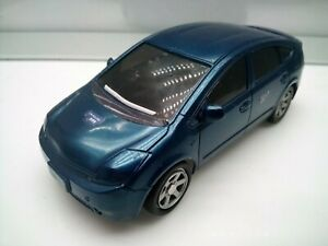 2007 Tomy 1:32 Scale? / Toyota Prius - Blue - Plastic - Model Track Car