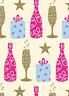 4 x Rolls Of Gift Wrap Celebration Paper 4M x 70cm, wedding,birthday,baby,anniv