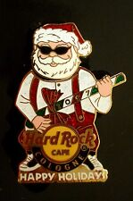 HRC Hard Rock Cafe Cologne Cologne Christmas 2007 Gable Head Santa le250