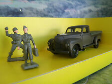 1/43 Solido (France)  Military  Dodge  pick up  US army