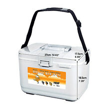 Live Bait Cage Shrimp Fishing Box Multi Shrimp Container Cooler 5L,HB-213