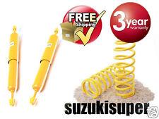 4 Front Suspension Kit Nissan Patrol GQ GU Gas Shock Absorbers + Springs