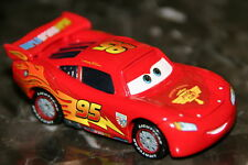 "DISNEY PIXAR CARS 2 ""LIGHTNING McQUEEN W/RACING WHEELS"""