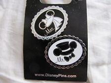 Disney Trading Pins  74249: Wedding Ear Hats