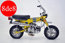Honda CT 70 Trail - Manual de taller en CD