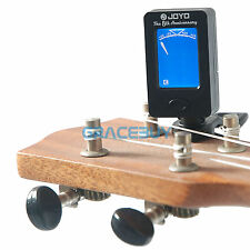 JT-01 JOYO  Clip On Chromatic Guitar Bass Banjo Ukulele Violin - Tuner
