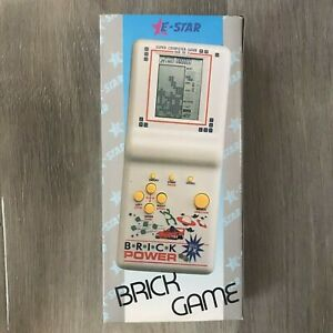 E-Star Brick Game Electronic Game 668 In 1