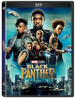 Black Panther (DVD, 2018, Region 1, Widescreen, Marvel Studios, NTSC)