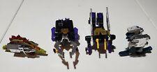 Transformers G1 Shrapnel Kickback Slugfest Overkill Original Vintage