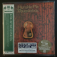 Humble Pie - Thunderbox SHM Mini LP Style CD NEU Japan 2016 UICY-77982