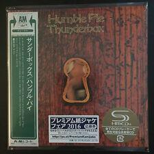 Humble Pie - Thunderbox SHM Mini LP Style CD NEU Japan 2016 UICY-77982