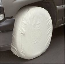 Set of 4 Storm Proof Tire Wheel Covers Car Truck Trailer RV Camper Boat