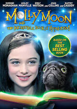 Molly Moon and the Incredible Book of Hypnotism (DVD, 2015) w/SLIP COVER