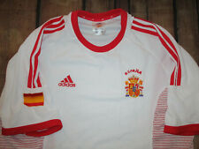 Adidas Spain 2002 World Cup Jersey Authentic Size Extra Large XL Climalite
