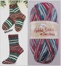 Rellana Flotte Sock yarn Christmas superwash wool polyamide, 100g/459 yds #2400