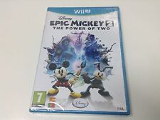 EPIC MICKEY 2 THE POWER OF TWO . Pal España ..Envio Certificado . Paypal