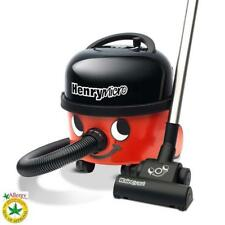 Henry Micro Vacuum Cleaner W/ Hairo Brush Best Safety for Dust Related Allergies