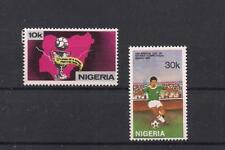 Nigeria 1980 African Cup Football Competition V / Fine MNH
