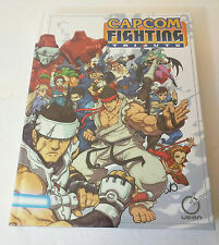 SDCC 2015 Udon CAPCOM FIGHTING TRIBUTE Convention Exclusive HARDCOVER Art Book